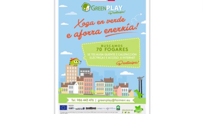 Energy day GreenPlay demonstration