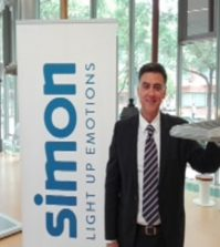 Josep Camañes, director comercial en Simon Lighting