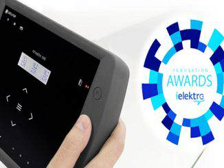 CICUTOR, premios Innovation AWARDS iELEKTRO""