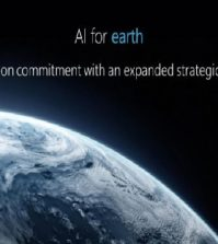 programa AI for Earth de Microsoft