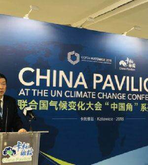 Wang Wenbiao, presidente de la ecoempresa china Elion Resource Group