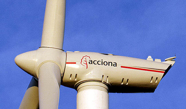 Acciona windpower