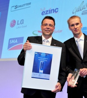 SMA Intersolar Award