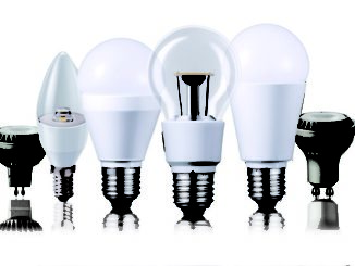 Gama panasonic LED