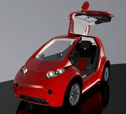 Innovative Mobility Solutions-electric vehicle