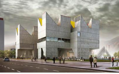 Museo Nacional de la Memoria Colombiana