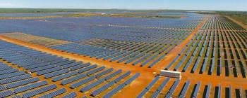 planta fotovoltaica de Sishen de Acciona