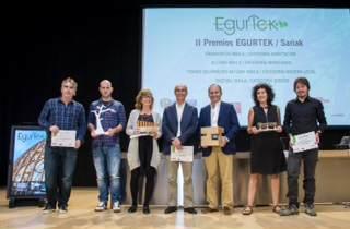 Premios Egurtek