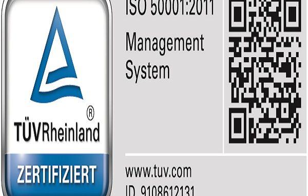 KÖMMERLING ISO 50001