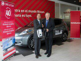Circutor firma acuerdo con Nissan