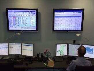Centro de control de RWE Innogy