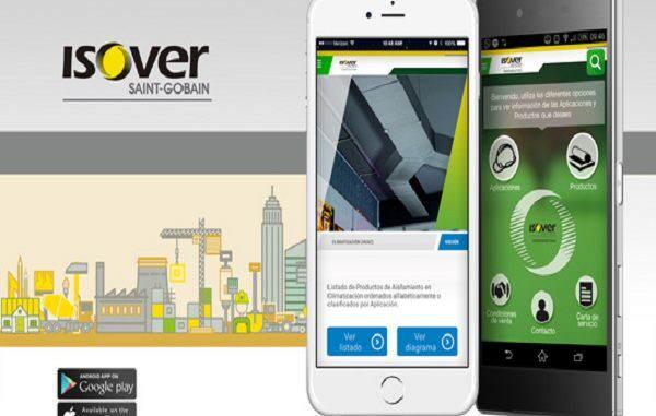 Isover lanza su App Soluciones Aislamiento 3.0