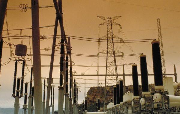 Importación de energía eléctrica