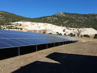monitorizacion para parques solares meteocontrol