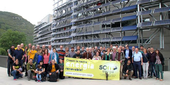 cooperativa de energía renovable