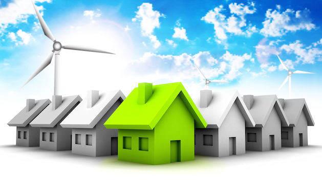 sistema de aerotermia y energia limpia