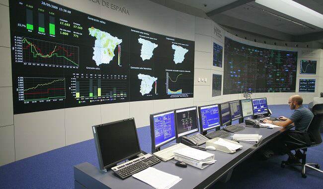 Centro de Control de Red Electrica Española