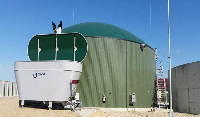 planta de biogas en Croacia