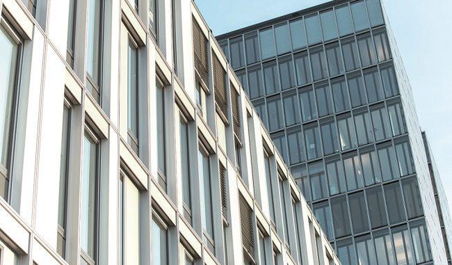 concurso de arquitectura edificio Zero de KOMMERLING