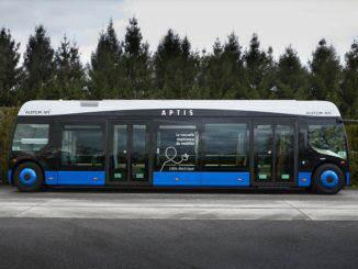 Autobus electrico de Alstom