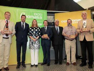 Premio a la Innovacion en ExpoBiomasa