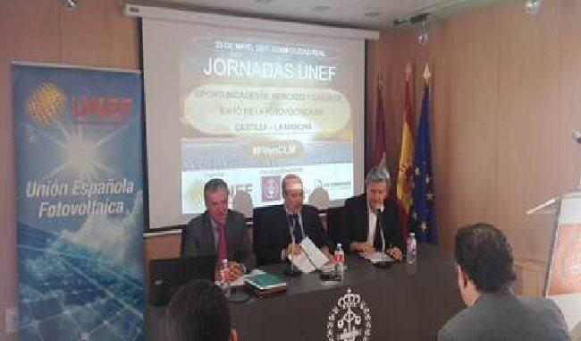 Castilla-La Mancha reafirma su compromiso con la fotovoltaica