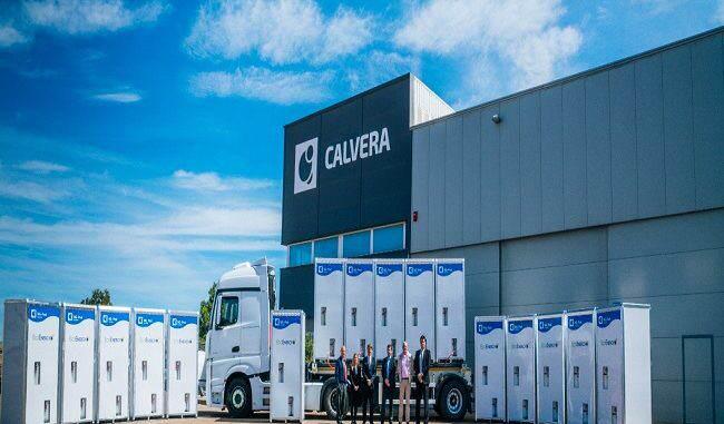 Grupo Calvera
