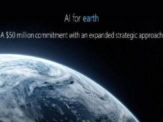 programa AI for Earth de Microsoft