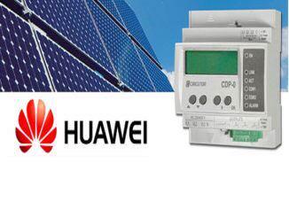 HUAWEI CIRCUTOR y Controlador Dinámico de Potencia CDP