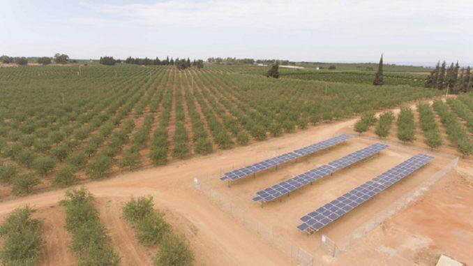 bombeo solar en Sevilla con Powen