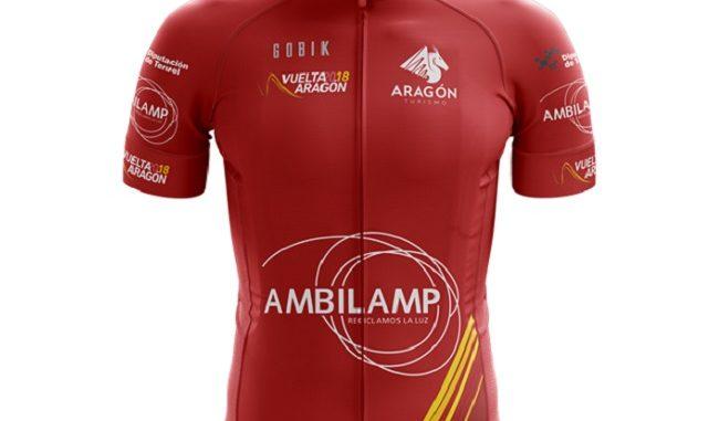 AMBILAMP y Vuelta Ciclista aragón