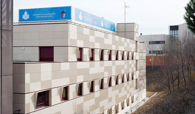 Centro de Acogida Santa María de la Paz. ULMA