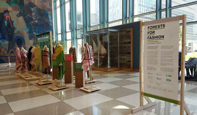 Forest For Fashion iniciativa de PEFC