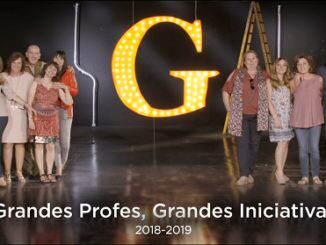 6º edición de Grandes Profes, Grandes Iniciativas