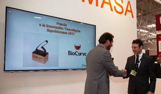 Premio a la Innovación de Expobiomasa