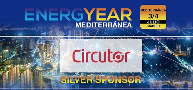 CIRCUTOR ENERGYEAR Mediterránea 2019
