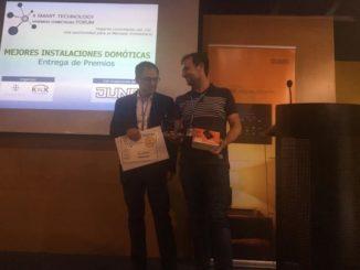 KNX, Domotics Premios a las mejores instalaciones domóticas