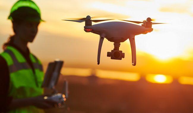 inspección con drones, Bureau Veritas