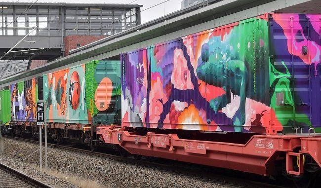 Tren de Noé, Renfe Transfesa Logistic