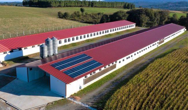 Instalación de autoconsumo fotovoltaico de Efigalia