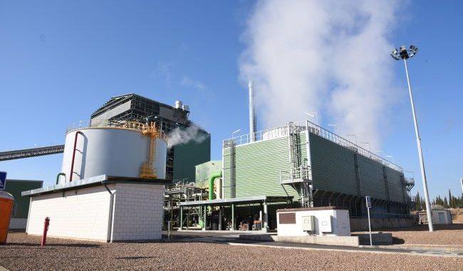 Planta biomasa Puertollano, un proyecto de SENER Engeeniring