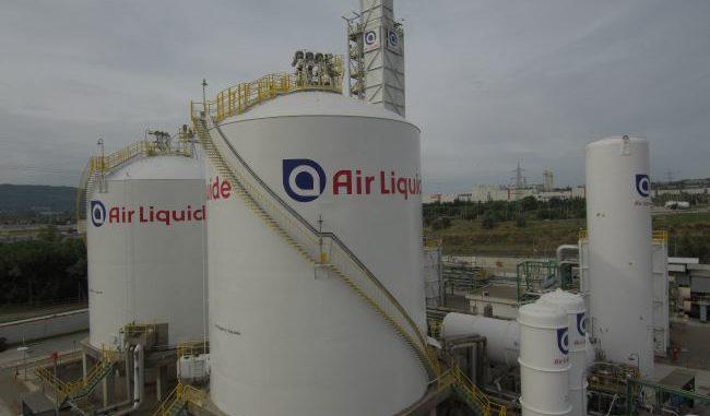 Imagen Planta Air Liquide