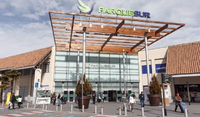 imagen de la entrada de Parquesur