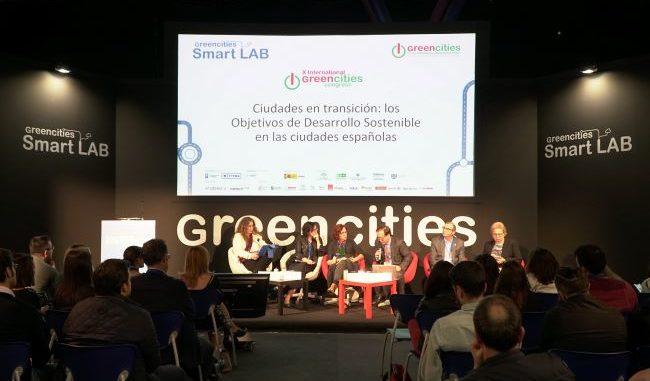 Imagen de la décima edición de Greencities
