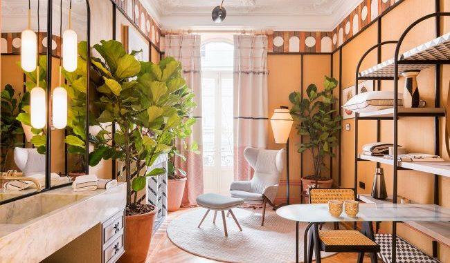 Sala del Marqués S.XXI por José Lara en Casa Decor 2020