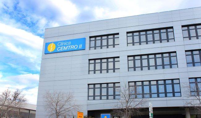 nueva sede de Clíiica CEMTRO