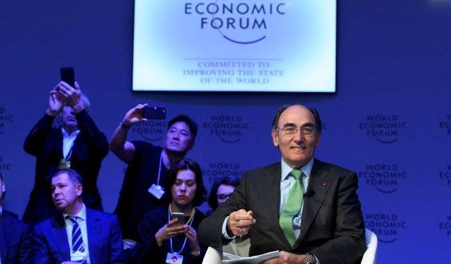 Ignacio Galán CEO Iberdrola