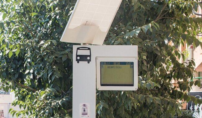 parada solar