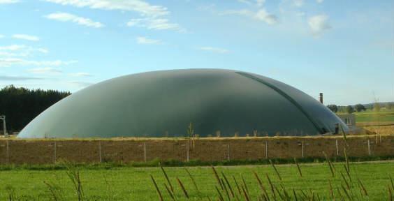 Biogas, Urbaser