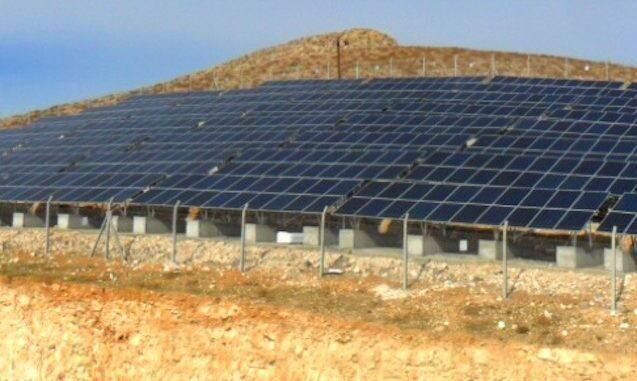 Fotovoltaica-Turquia